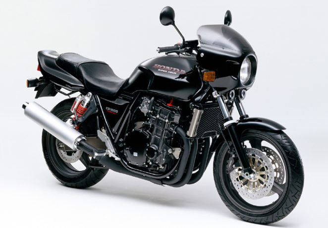 Honda CB1000SF (Super Four)(2)