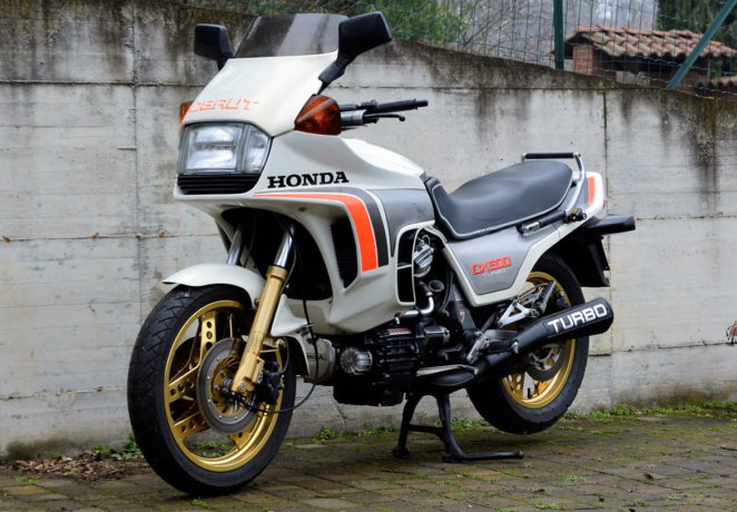 Honda CX500 Turbo(5)