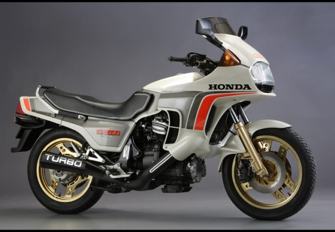 Honda CX500TC Turbo
