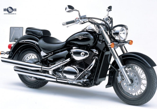 Suzuki VL800 Intruder Volusia (2001-2004)(2)