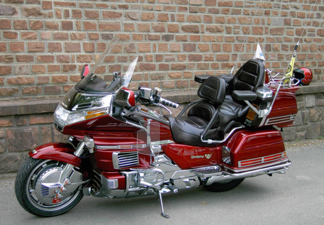 Honda Gold Wing 1500(3)