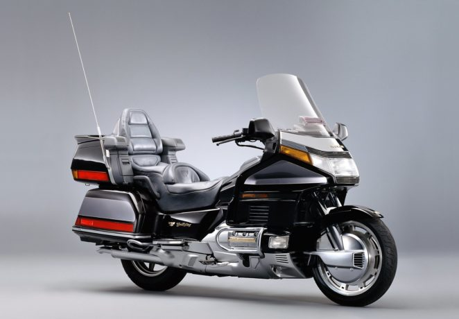 Honda Gold Wing 1500(4)