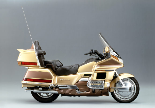 Honda Gold Wing 1500(5)