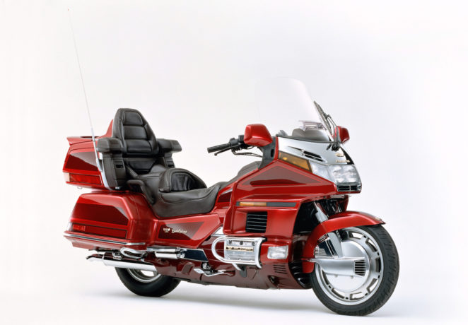 Honda Gold Wing 1500(6)