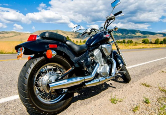 Honda Shadow 600 VLX(1)