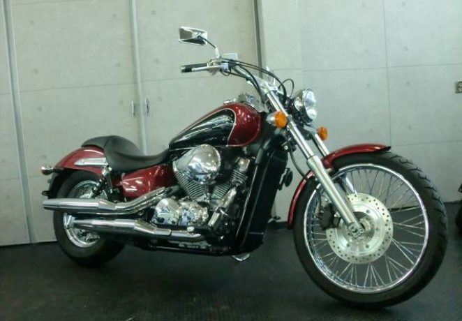 Honda Shadow VT400 Custom