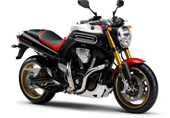 Yamaha MT-01 SP (Limited)(2)