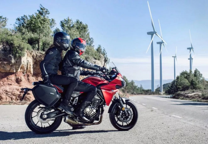 Yamaha MT-07 Tracer (Tracer 700)(3)