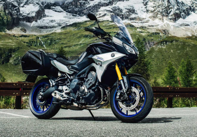 Yamaha MT-09 Tracer (Tracer 900)(1)