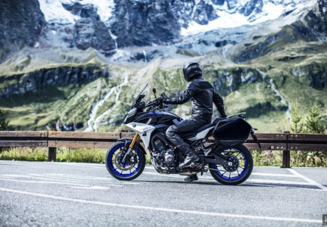 Yamaha MT-09 Tracer (Tracer 900)(2)