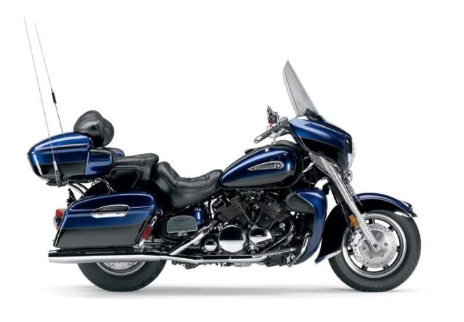 Yamaha Royal Star Venture (XVZ1300TF)