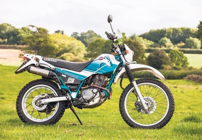 Yamaha Serow 225(2)