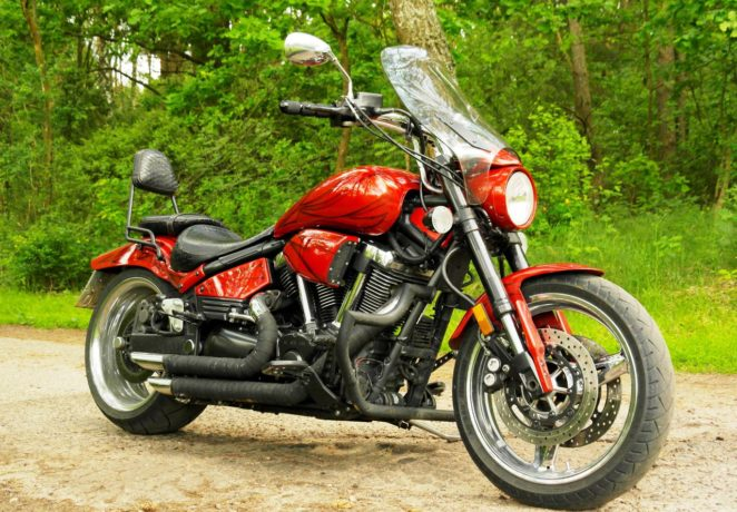 Yamaha Warrior XV1700PC Road Star(1)