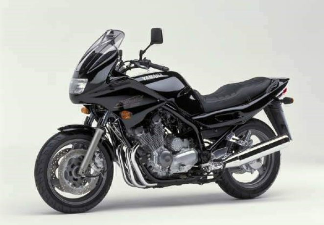 Yamaha XJ 900 S Diversion(1)