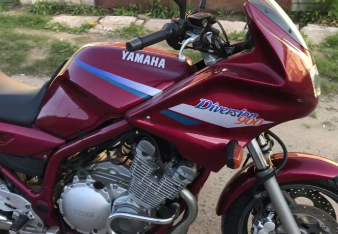 Yamaha XJ900S Diversion(1)