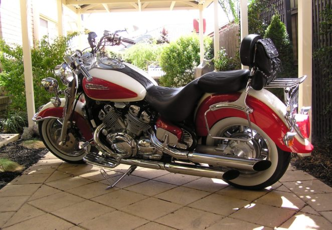 Yamaha XVZ1300A Royal Star (1998)