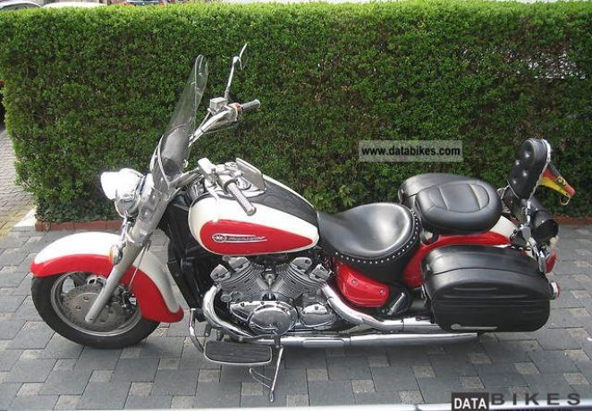 Yamaha XVZ1300AT Royal Star Tour Classic(1)