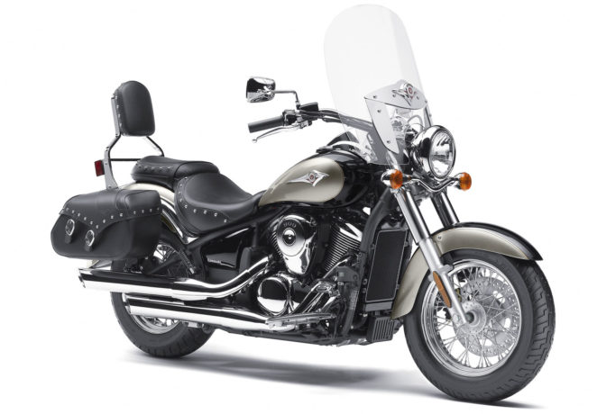 Kawasaki VN900 Vulcan Light Tourer (LT)