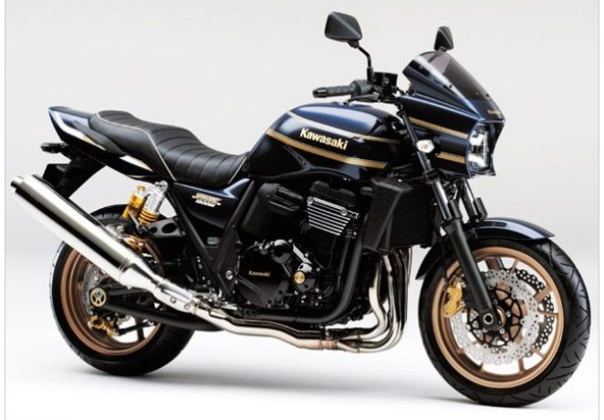 Kawasaki ZRX1200 DAEG (ZR1200D) Final Edition 2016
