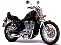 Suzuki VS 400 Intruder