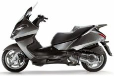 Aprilia Atlantic 400 Sprint (2007-2009)