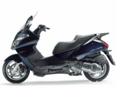 Aprilia Atlantic 500 Sprint (2007-2009)