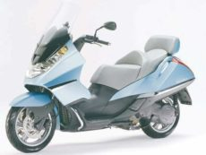 Aprilia Atlantic 500 Sprint (2002-2006)